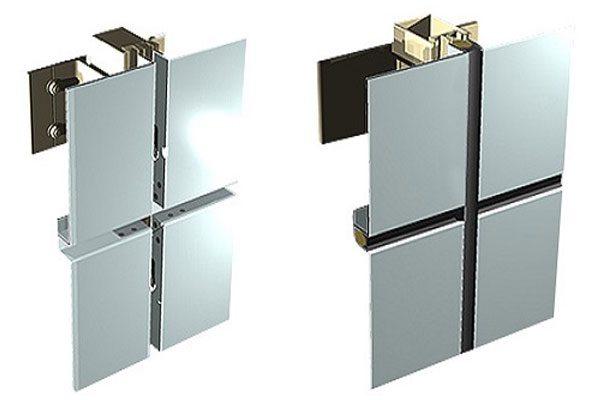 Aluminium Composite Panel Cladding - Architectural Product