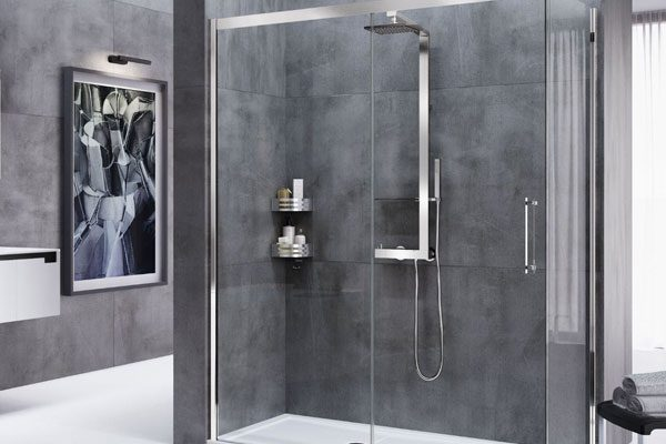 Shower Enclosures Dubai Glass Industry